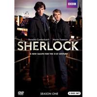 BBC SHERLOCK SEASONS 1 & 2 ON DVD SHERLOCK HOLMES DETECTIVE SUSPENSE ADVENTURE