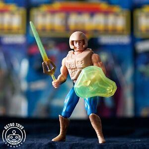 Masters Of The Universe HE-MAN New Adventures He-Man 1989 100% Komplett MotU