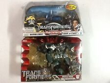 TRANSFORMERS DOTM HUMAN ALLIANCE BUMBLEBEE WITH SAM & ROTF MEGATRON