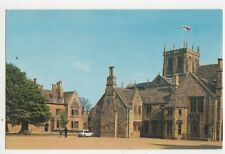 Sherborne School Dorset Old Postcard 495a