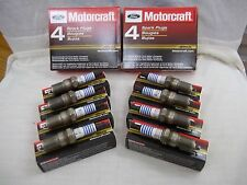 1996 1997 1998 1999 2000 FORD MUSTANG GT MOTORCRAFT PLATINUM SPARK PLUGS 8 PC