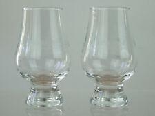 PAIR GLENMORANGIE WHISKY GLASSES 'single highland malt scotch whisky'