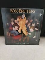"""Boss Brothers – Stalling For Time Vinyl 12"""" LP Mint & Sealed Mercury 1980"""