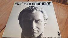 Schubert: Piano Trio In Eb Major, Opus 100 Lp Mmo 82 (1970) Music Minus 1 Piano