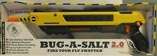 Bug-A-Salt Gun 2.0 Salt Shooter Fly Swatter (for adults only) New Sealed!