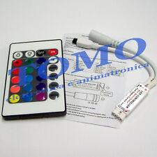 MINI Controllor per diodi LED RGB 12V 6A strip LED strisce LED CONTR-RGB-02