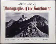 ADAMS Ansel, Photographs of the Southwest. New York Graphic Society, 1976