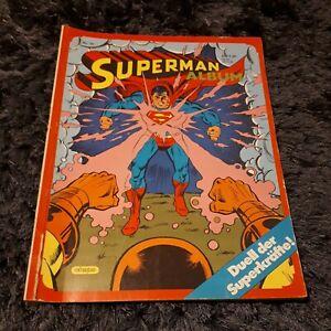 SUPERMAN (Comic) Album Nr. 10, Ehapa Erstauflage 1984
