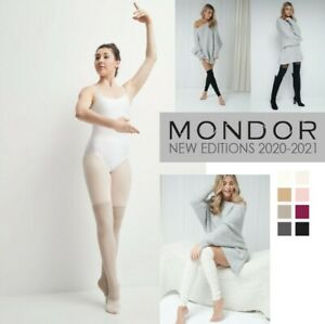 "Mondor Performance Dance & Figure Skating Ribbed MERINO WOOL LEGWARMERS 24"""
