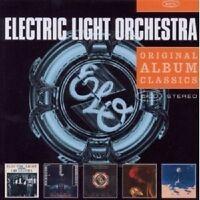 ELECTRIC LIGHT ORCHESTRA - ORIGINAL ALBUM CLASSICS 5 CD+++++++++++ NEU