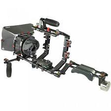 Filmcity DSLR Camera Cage Steady SHOULDER RIG KIT + Matte box for video movie