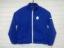 New GIII  G 3 Sports NHL Toronto Maple Leafs Womens Zip Hoodie Jacket Sz XL NWT