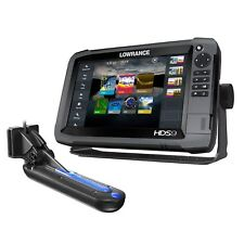 Lowrance HDS-9 Touch GEN3-Chirp GPS/Max-avec totalscan