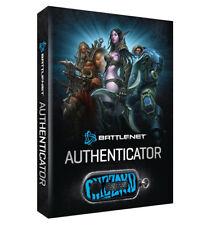 BLIZZARD BATTLE.NET AUTHENTICATOR PC POUR DIABLO 3 - STARCRAFT 2 - WOW / NEUF