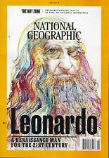 National Geographic May 2019 Leonardo