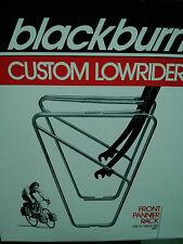 Blackburn CL-1 Lowrider