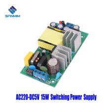220V to 5V AC-DC 3A 15W Power Isolated switch  supply module GPM20B5V