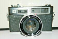 Yashica Electro 35 GSN Yashinon DX 45mm f/1.7