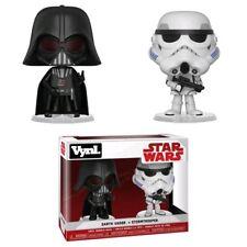 Similar Vinyl Products--Star Wars - Darth Vader & Stormtrooper Vynl.