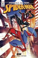 Marvel Action Spider-man #1 IDW Comic High School Years 1st Print 2018 NM