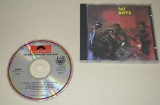 Fat Boys - Coming Back Hard Again / Polydor 1988 / West Germany 1st. Press