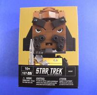 Mega Blocks Kubros Worf Star Trek The Next Generation - New, Sealed