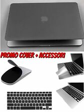 "COVER PER MACBOOK PRO RETINA 13"" IN PLASTICA GOMMATA RIGIDA E ACCESSORI"