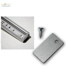 conclusion-plaque pour cornière en Aluminium (pas tous voir Caractéristiques)