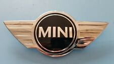 Genuine Mini R60 Countryman R61 Paceman capot avant CHROME BADGE
