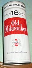 Old Milwaukee 16 oz. Coin Bank Can 1971 Schlitz Hamms Pabst Beer