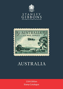 STANLEY GIBBONS 2020 Reprint AUSTRALIA STAMP CATALOGUE 11th Edition *COLOUR**