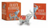 Lucky Elephant (Miniature Editions), Press, Running, New condition, Book