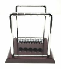 THY COLLECTIBLES Newtons Cradle Balance Balls 5 1/2 inch Desk Top Decoration...