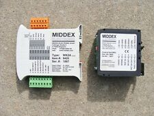 Known Working Middex Electronic Wk2A Broken Tool Detector & Wk2 Control Unit C&C