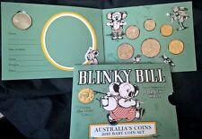 2010 BABY MINT SET  - UNCIRCULATED MINT COIN SET - INC UNIQUE $1 COIN
