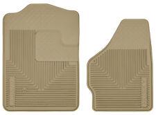 Husky Floor Mats/Liners Fits 2008-2010 Ford F-250 Super Duty 51203