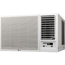 LG LW1215HR 12,500 BTU Window AC 11,200 BTU Heating, Remote, Auto Restart, Timer