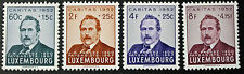LUXEMBOURG timbres/Stamps Yvert et Tellier n°461 à 464 n** (z) (cyn8)