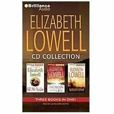 Elizabeth Lowell CD Collection 3: Tell Me No Lies, A Woman Without Lies, Autumn