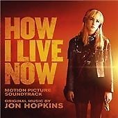Jon Hopkins How I Live Now Motion Picture Soundtrack new CD 2013 Just Music