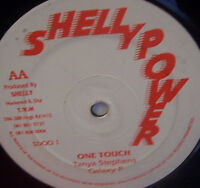 "TANYA STEPHENS - Touch ~ 12"" Single"