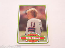 Phil Simms ROOKIE CARD (1980 Topps #225 REPRINT/Lot of 9) 2012 Topps Football