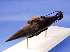 Cottage Industry 1/32 54mm C.S.S. Pioneer Confederate Submarine Civil War 32004