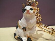 Cat Shorthair Calico Wine Stopper