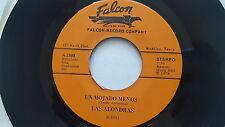 """LAS ALONDRAS - Un Mojado Menos / Tu Error RARE 1978 Tex-Mex Ranchera FALCON 7"""""""