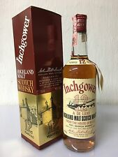 Inchgower 12yo Highland Malt De Luxe Scotch Whisky House Of Bell's 75cl 43% Vol