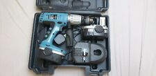 Erbauer 18v drill / driver ERB82180 2.0 Ah charger battery, with carrying case
