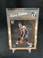 CARIS LEVERT 2016-17 Panini Donruss RC Rookie Card #167 Brooklyn Nets AA30