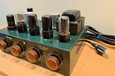 DAVID BOGEN DB10-1 HiFi Tube Power Amp with Pre-Amp WORKING REPAIRED RESTORED