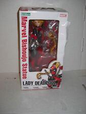 Marvel Lady Deadpool Bishoujo Statue Kotobukiya MISB NEW
